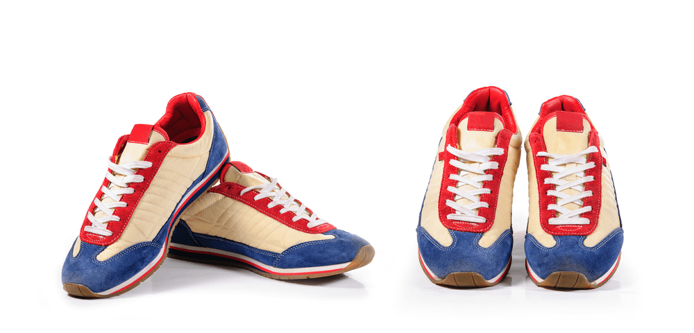 Shoes Clipping Path Service
