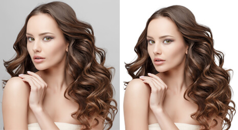 photoshop hair masking service